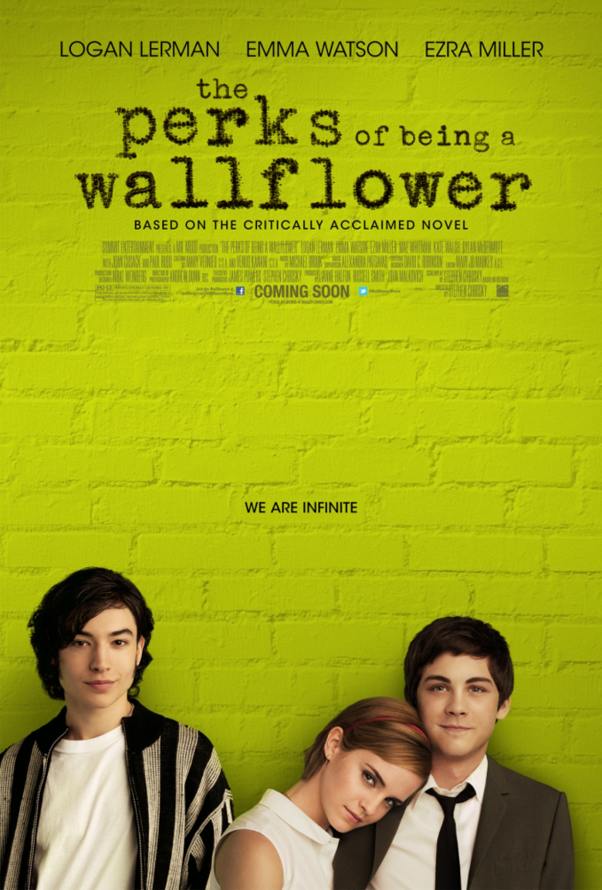 the perks of being a wallflower lionsgate