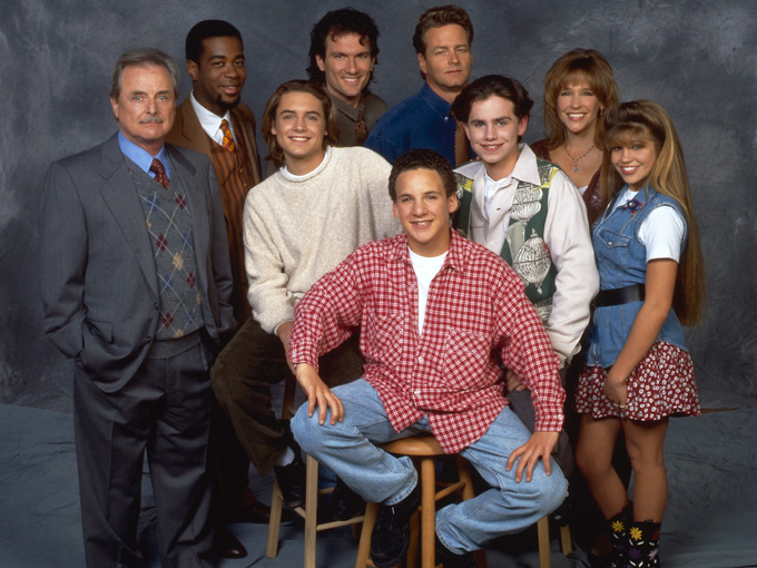 boy meets world getty images