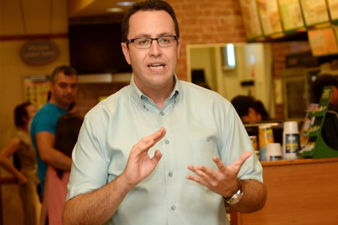 jared fogle getty images