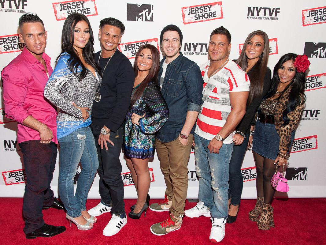 Jersey Shore' Stars Reunite on Instagram — See the Pic - In Touch ...
