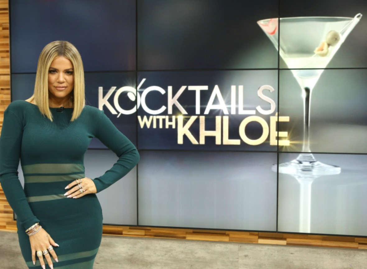 kocktails with khloe getty images