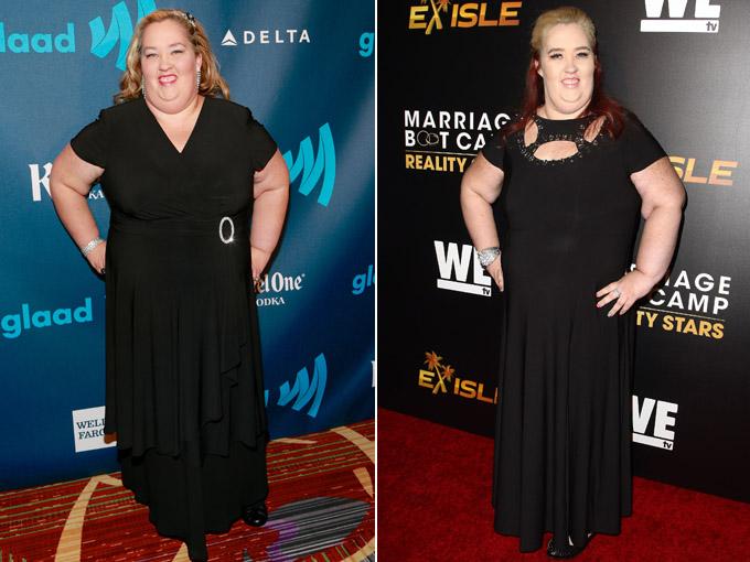 mama june weight loss