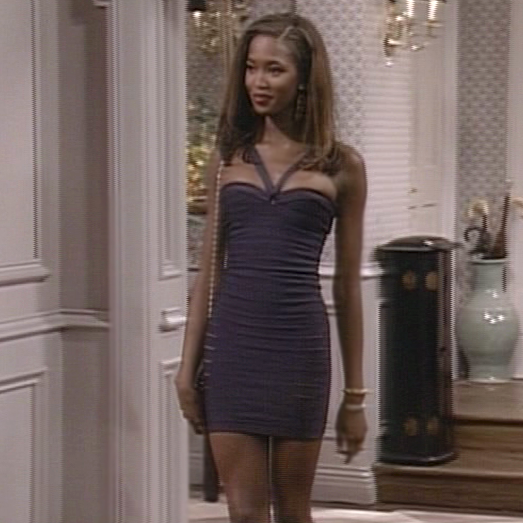 naomi cambell fresh prince of bel-air