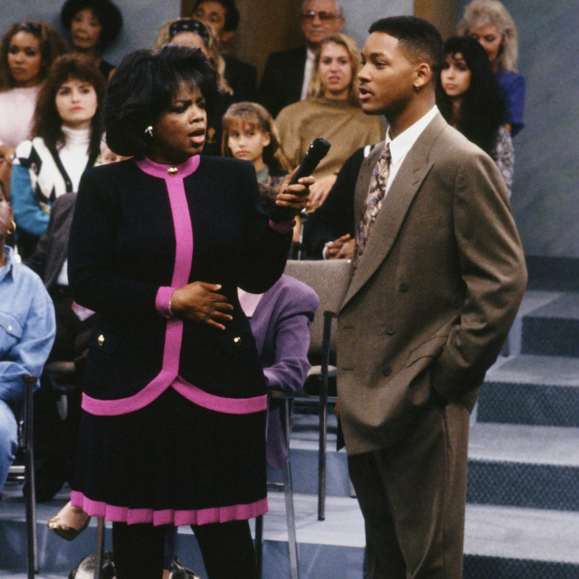 oprah fresh prince of bel-air - getty