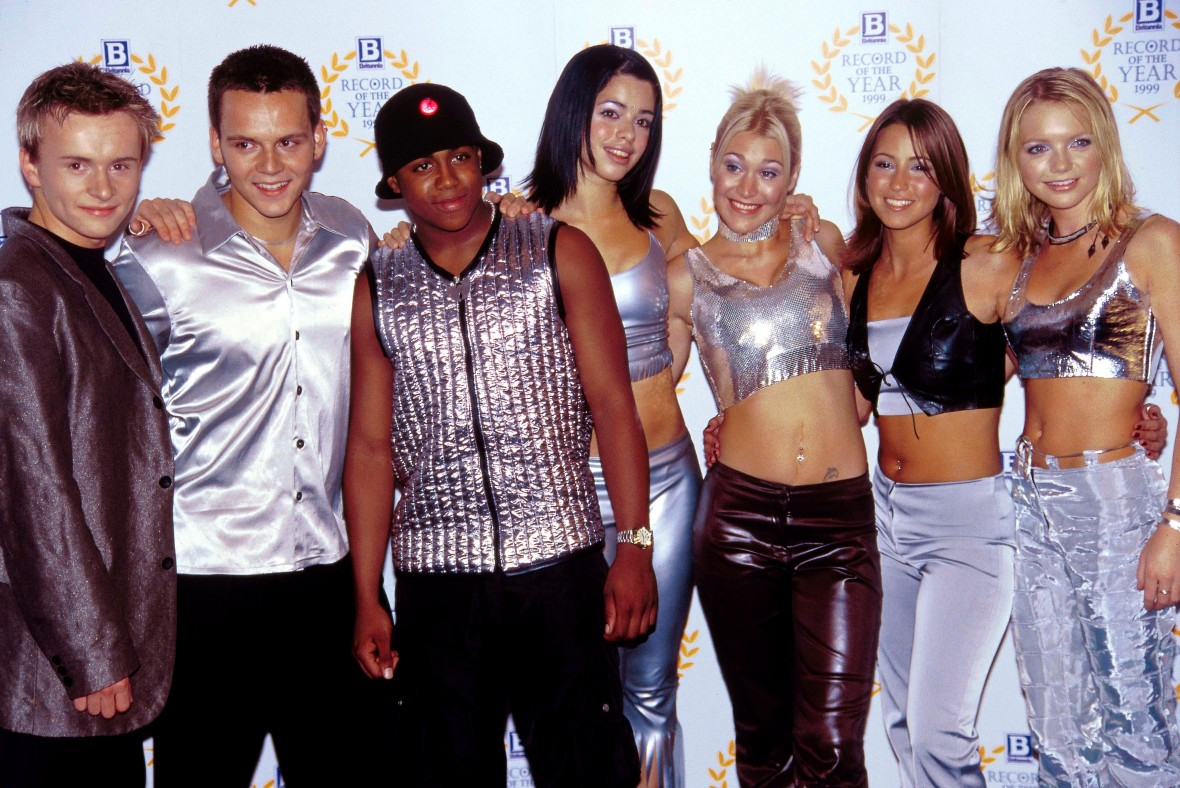 s club 7 getty images