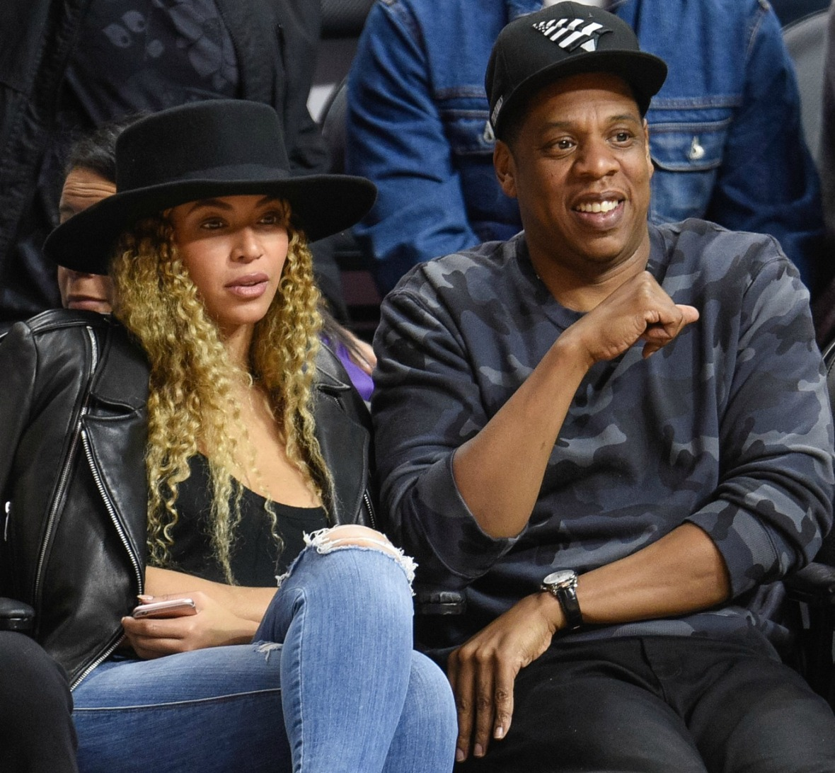 beyonce jay z getty images