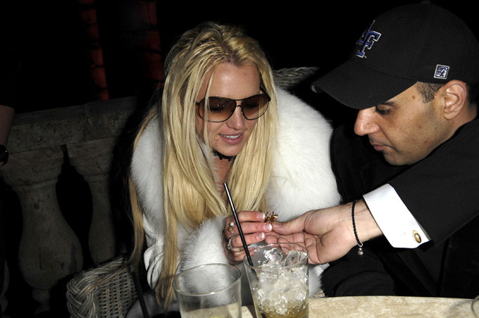 britney spears sam lutfi getty images