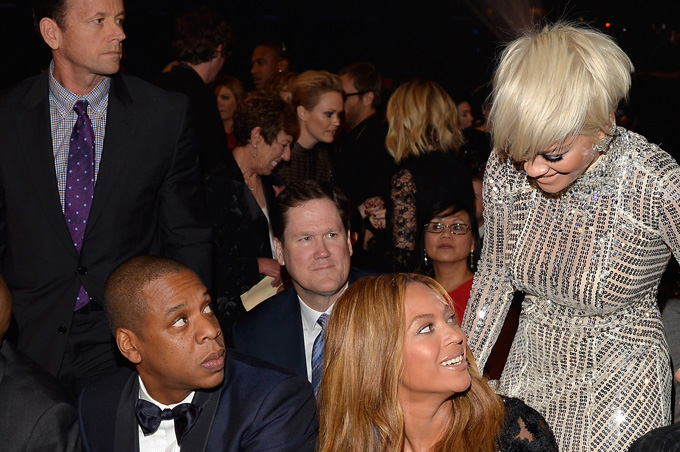 jay z beyoncé rita ora getty images