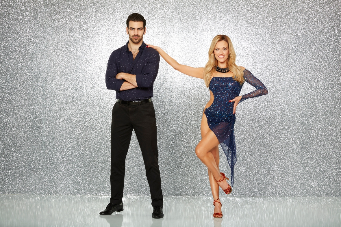 nyle dimarco peta murgatroyd getty images