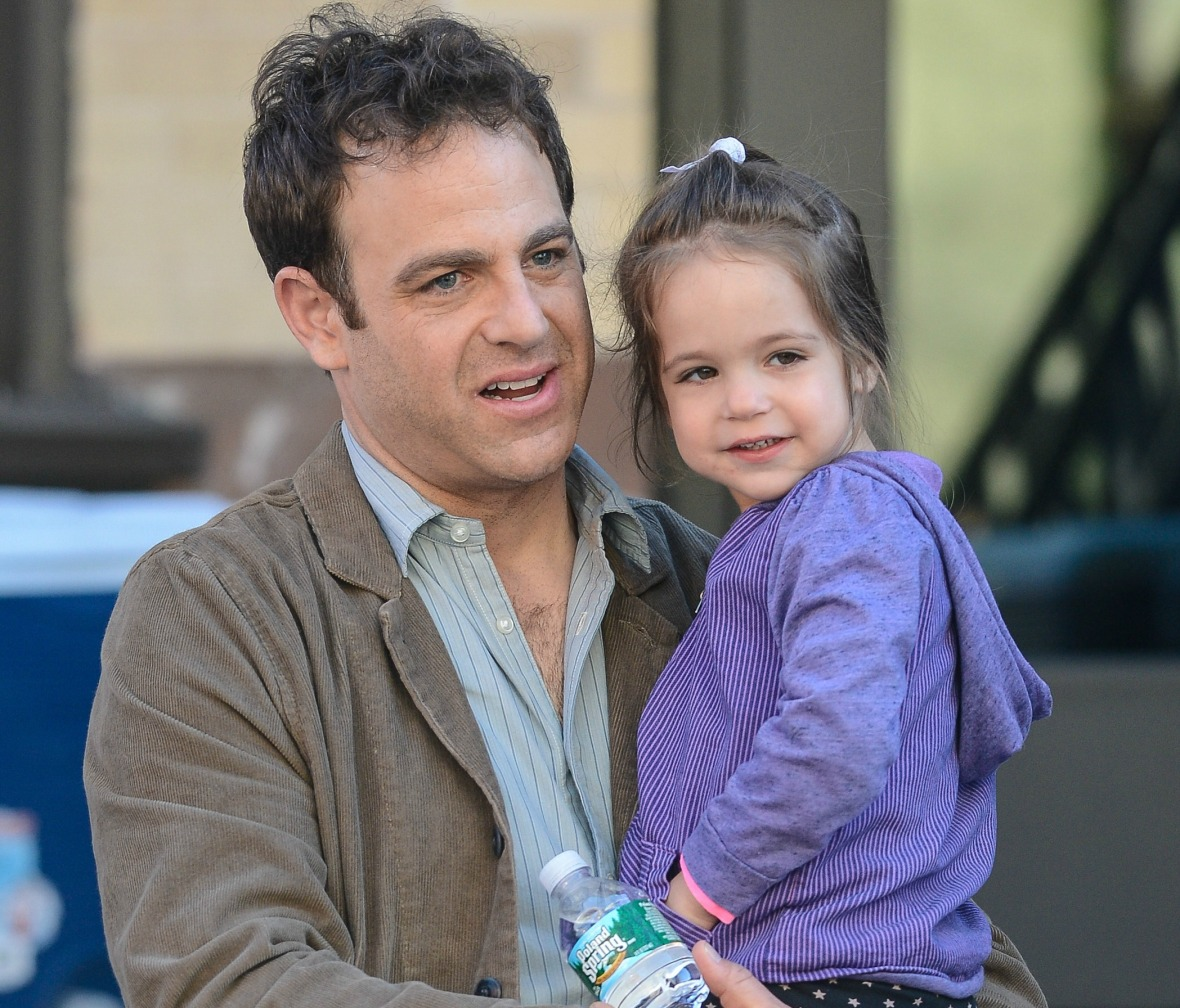 paul adelstein daughter splash