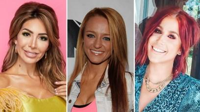 'Teen Mom' Stars Net Worths_ Farrah, Maci, Amber and More