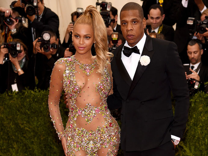 jay z and beyonce getty images