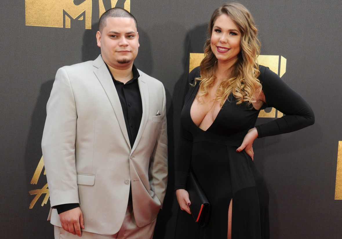 kailyn lowry jo rivera getty images