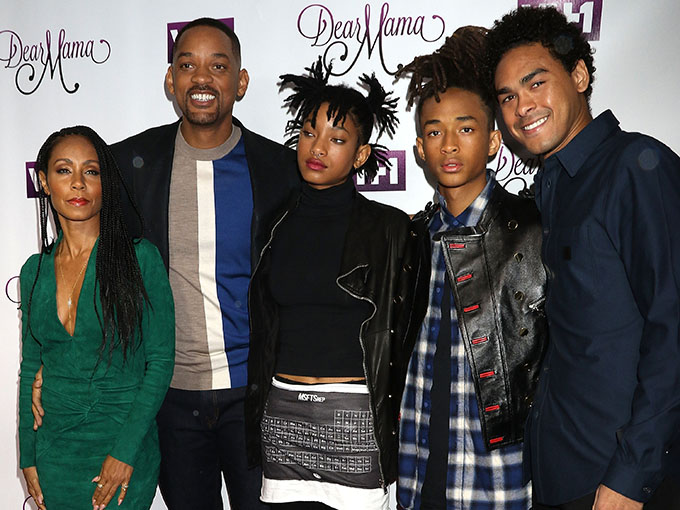 will smith and jada pinkett smith getty images