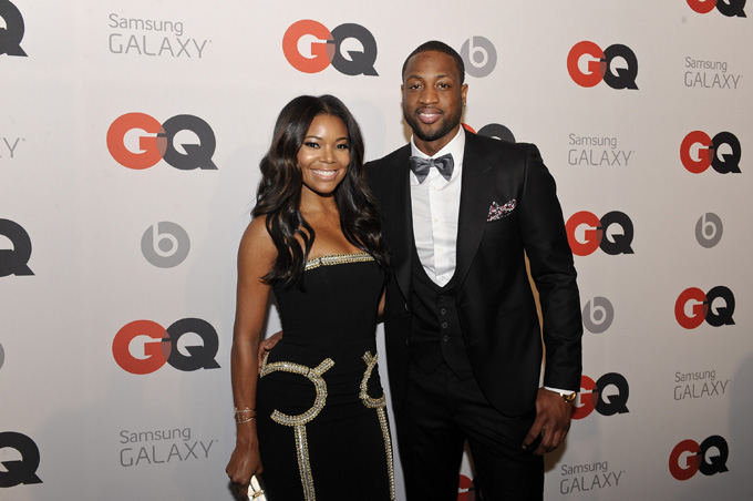 gabrielle union dwyane wade getty image