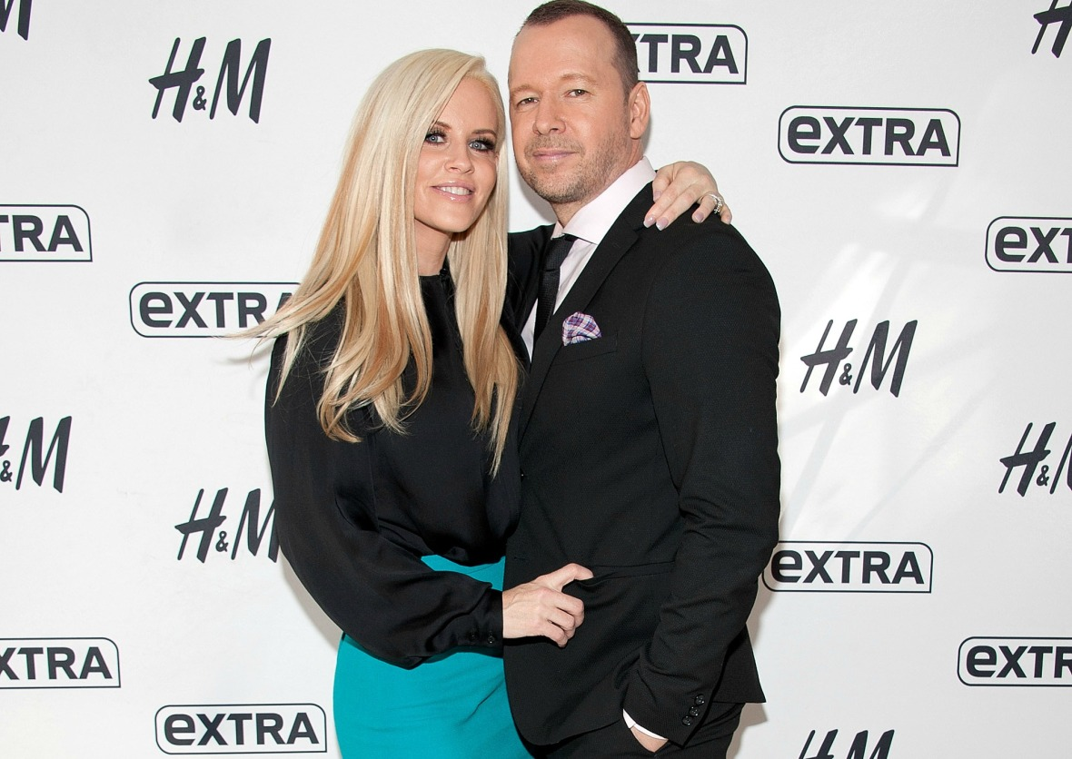 jenny mccarthy donnie wahlberg getty images