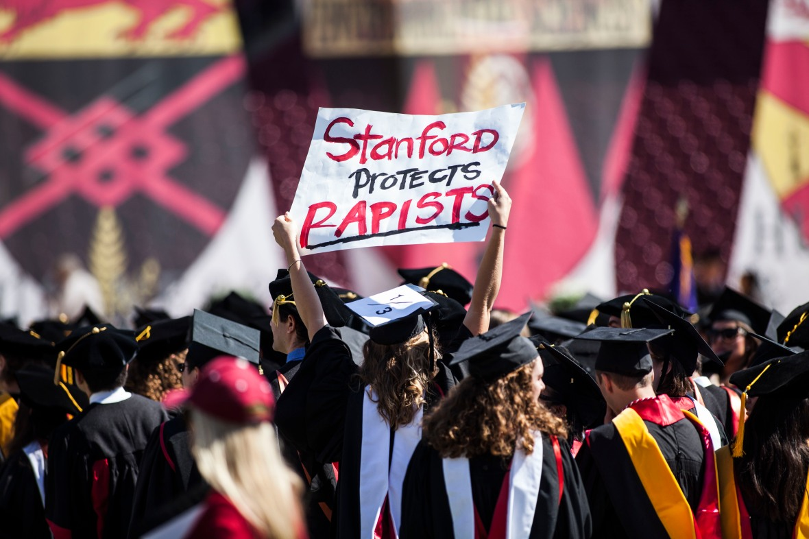 stanford protects rapists getty images