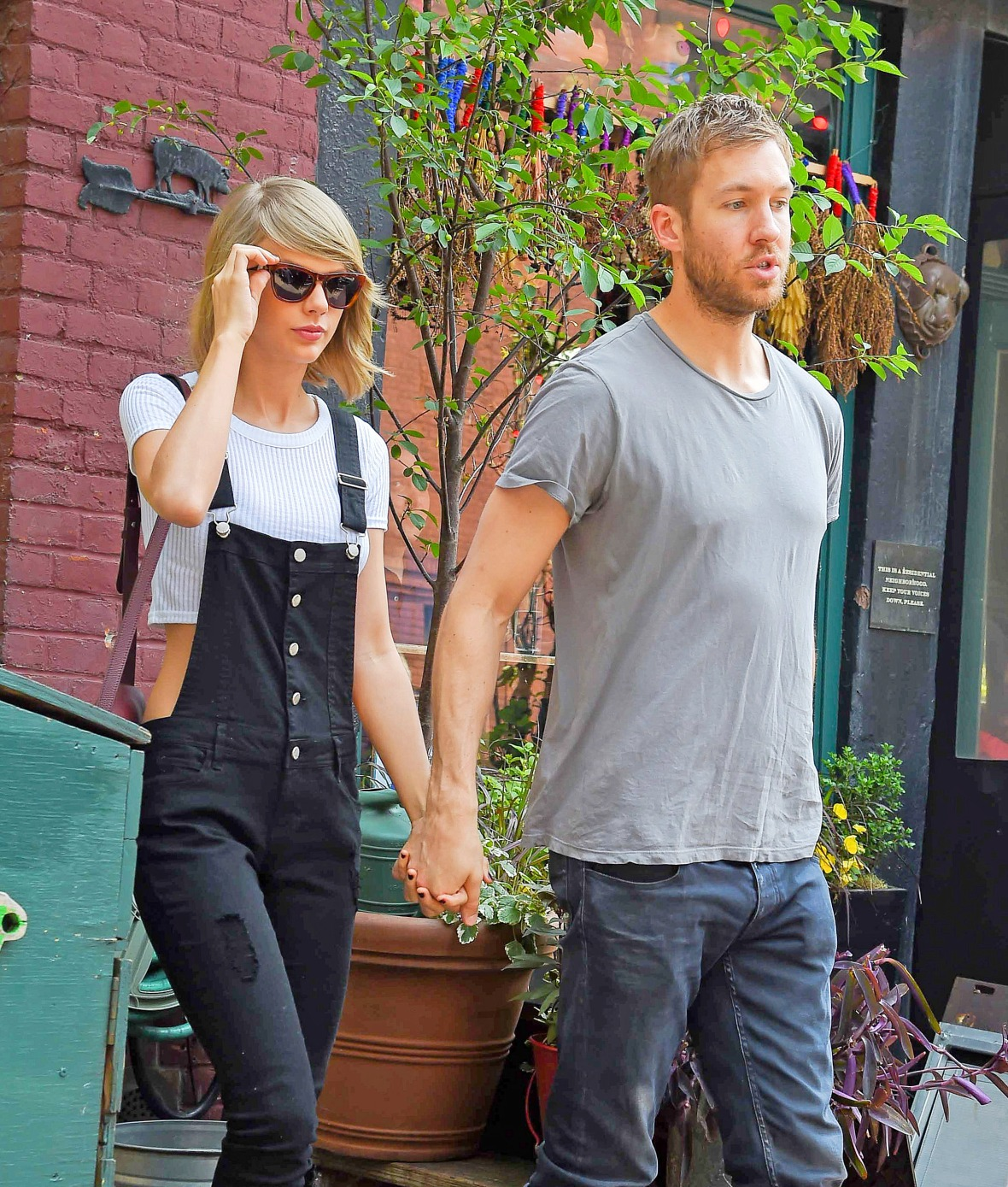 taylor swift and calvin harris - splash