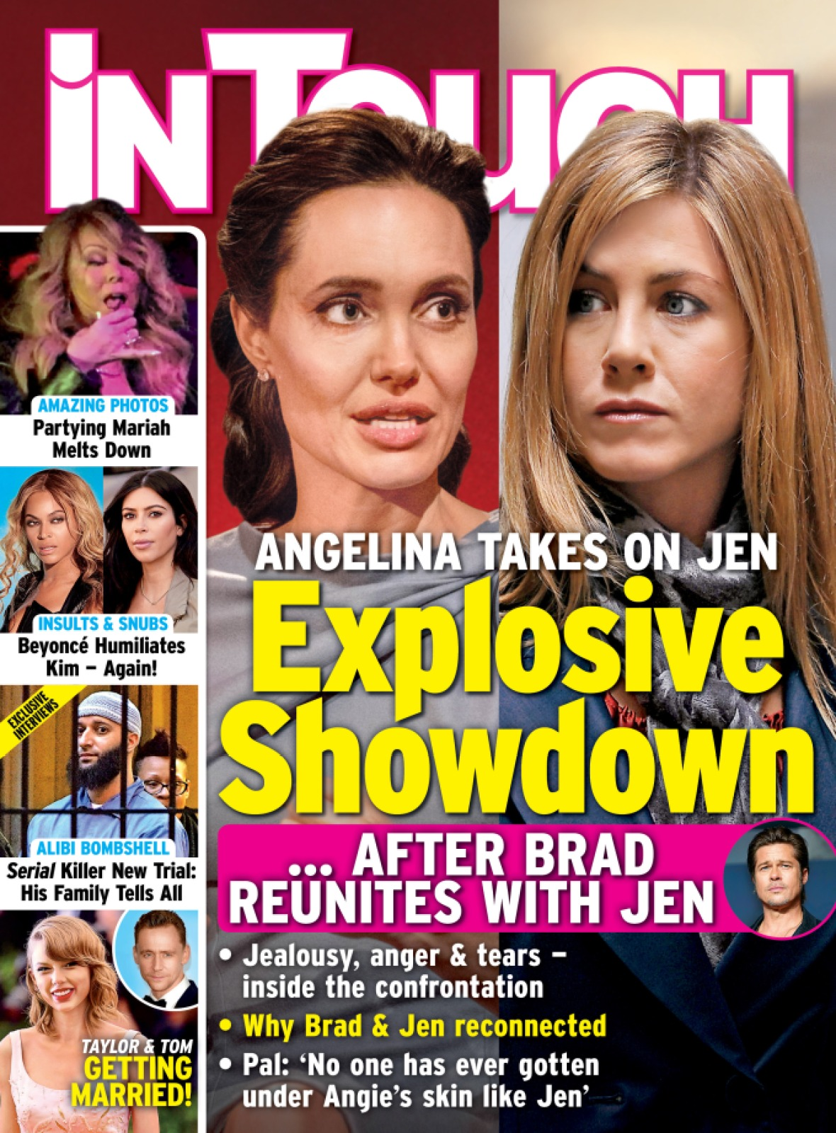 in touch cover - jen and angie