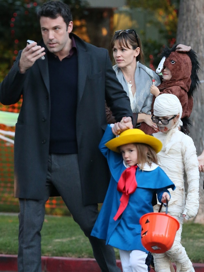 ben affleck and jennifer garner kids