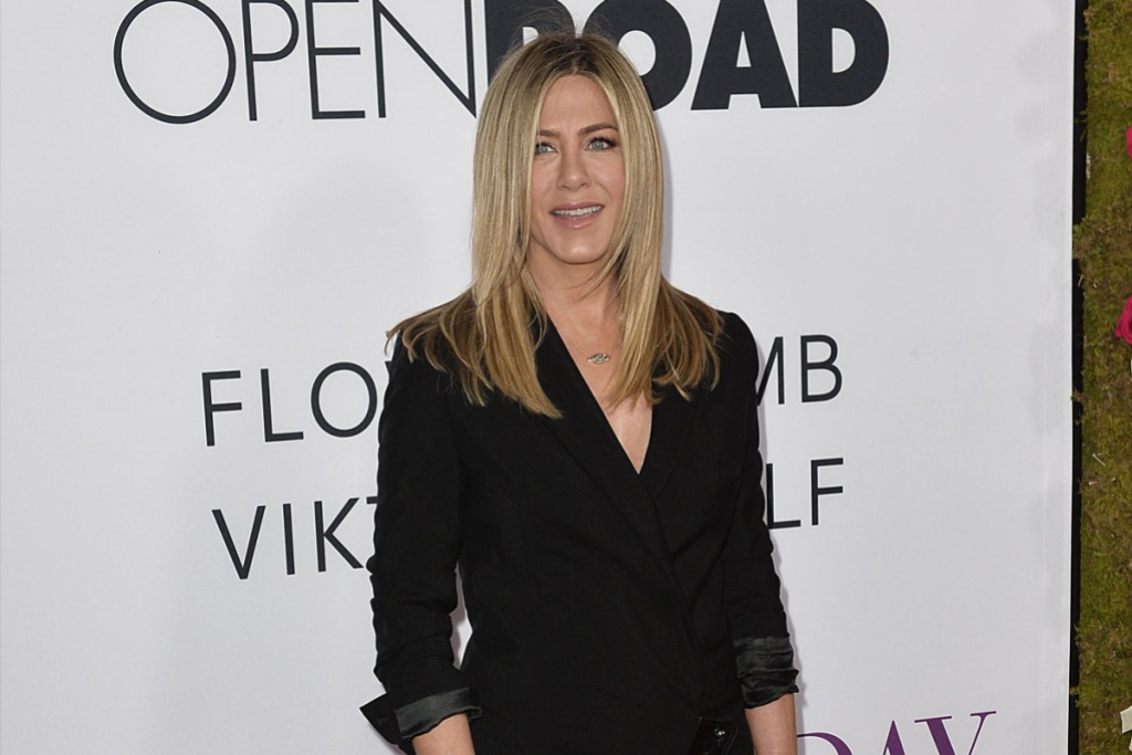 Jen Aniston Calls Ex Brad Pitt the Day After He Showed Up at Her Birthday Party