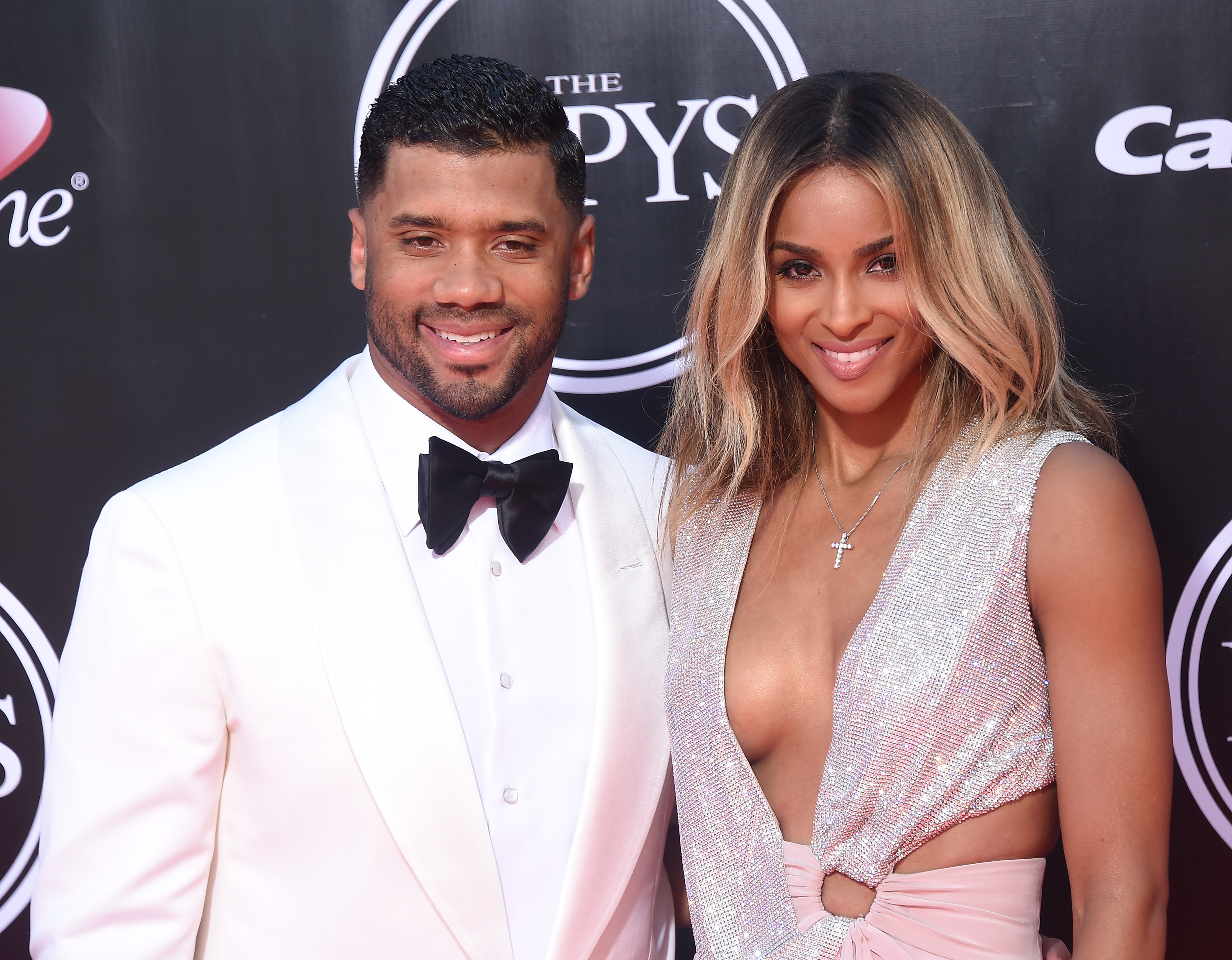 Just Married Ciara Took Husband Russell Wilson S Last Name In Touch Weekly