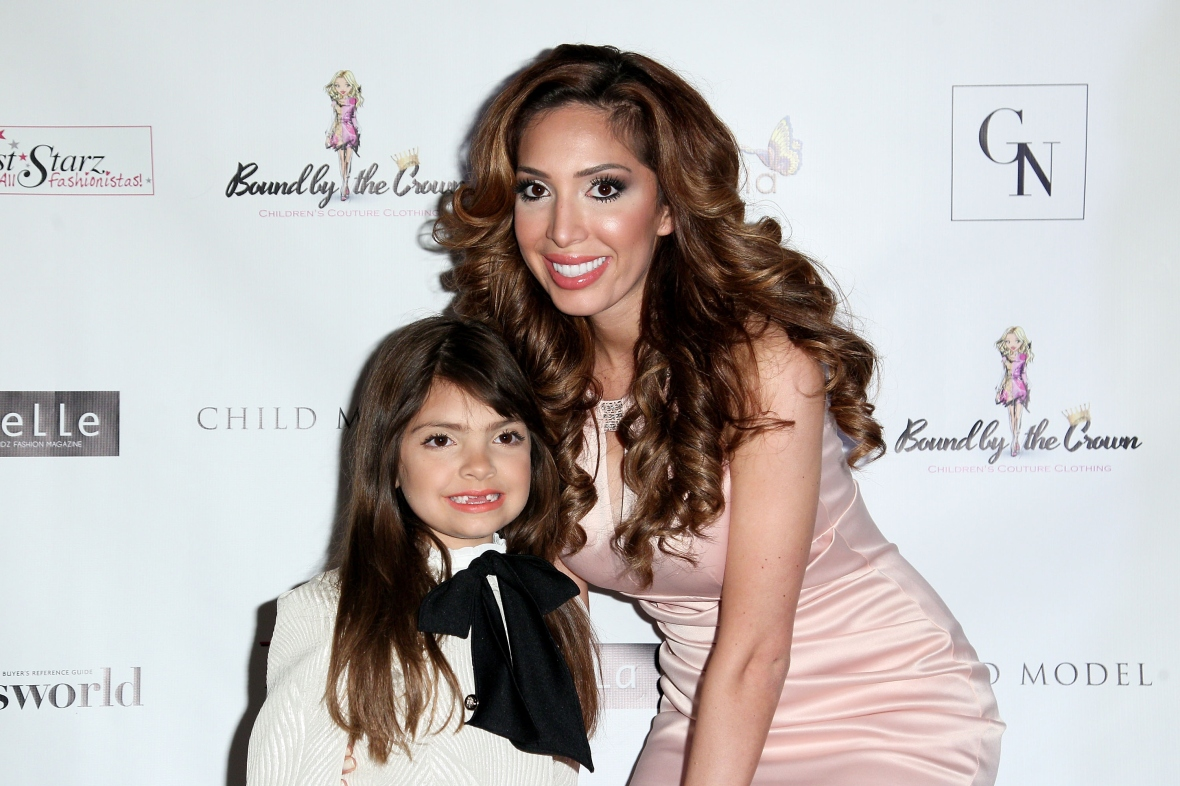 farrah abraham sophia getty images
