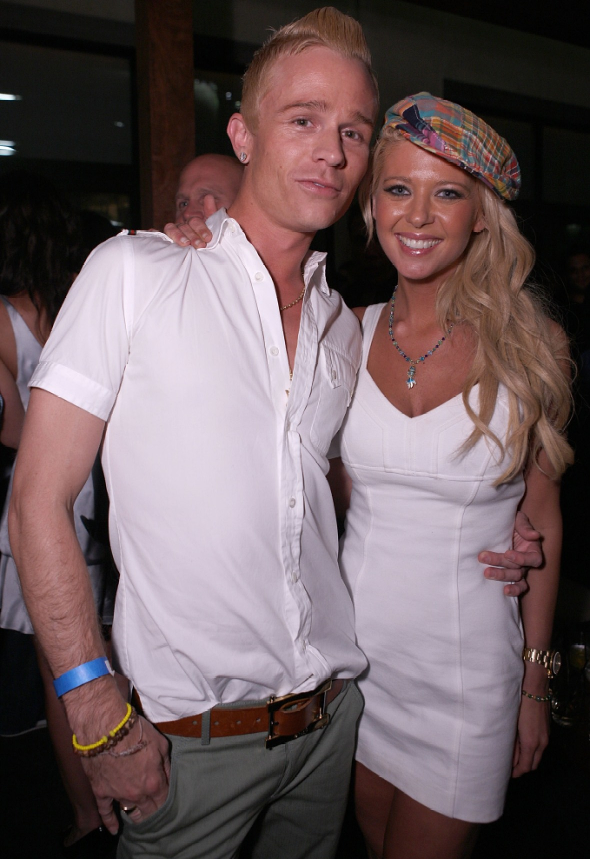 tara reid dean may getty