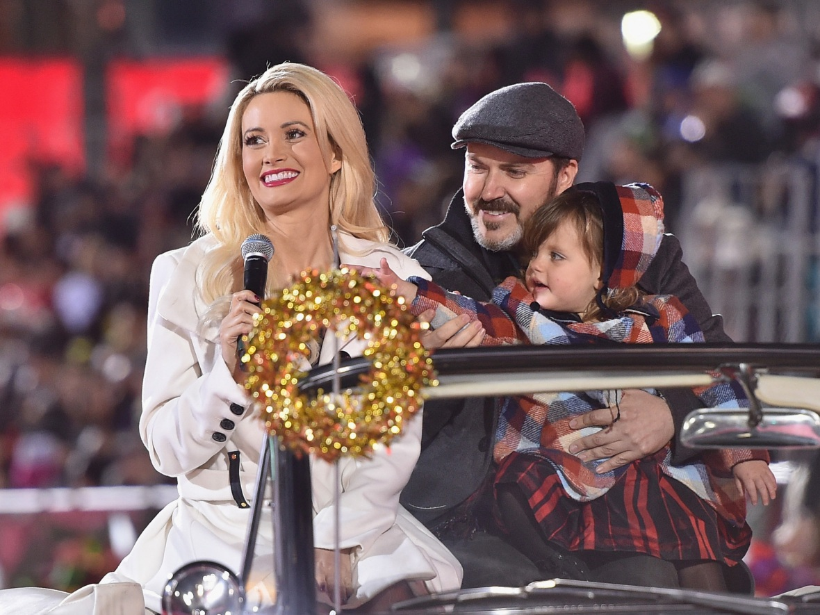holly madison and family getty