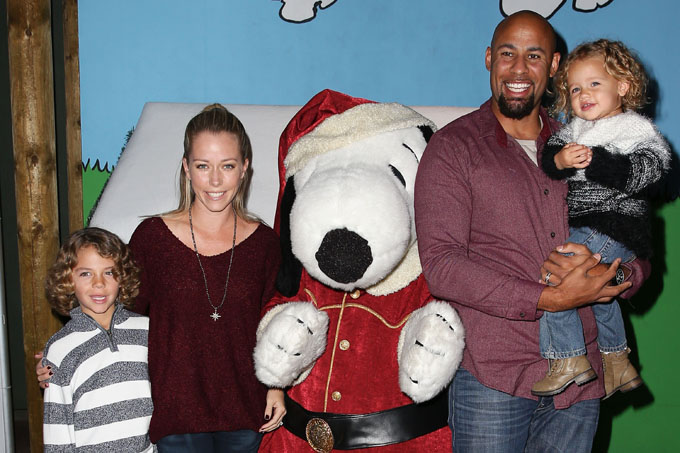 kendra wilkinson getty images