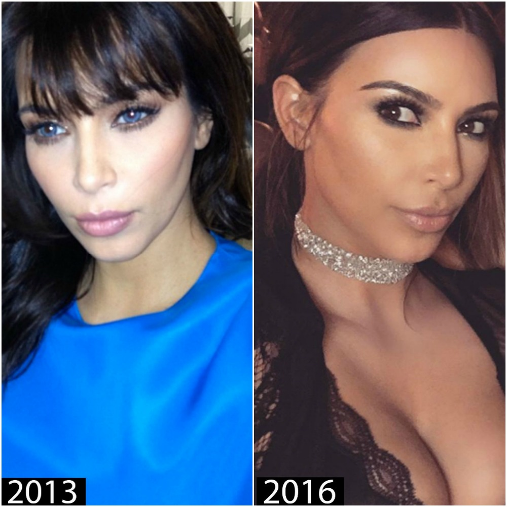 Selfie Game Strong See How Much The Kardashians Have Changed In