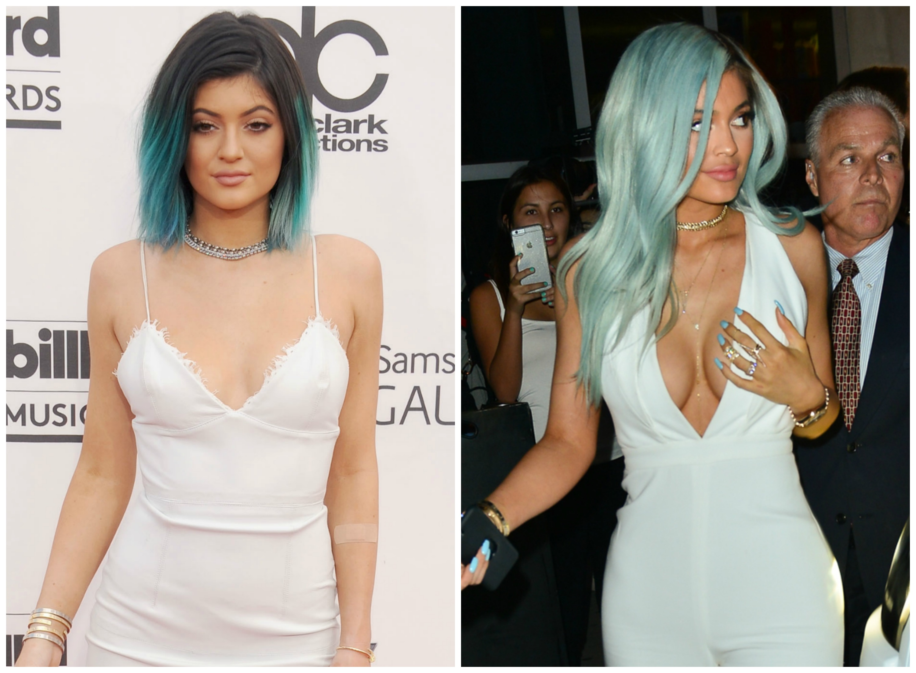 f24e6c5579 All the Times Kylie Jenner Has Denied Plastic Surgery (By Body Part ...