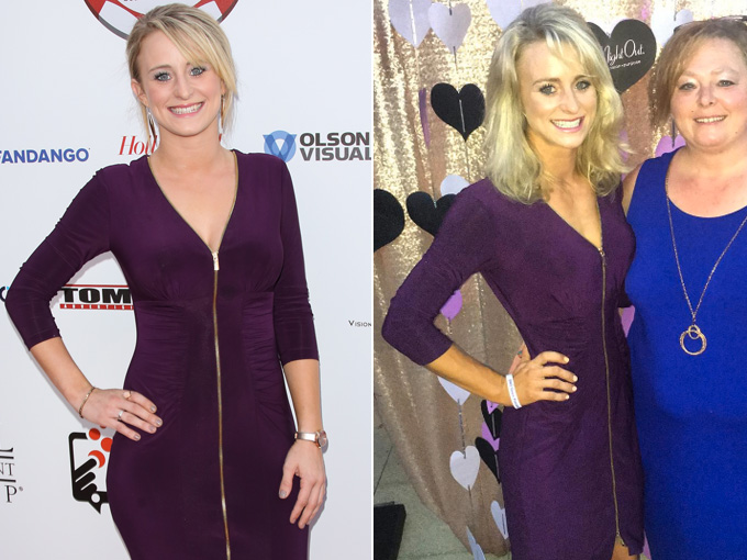 leah messer getty images, instagram