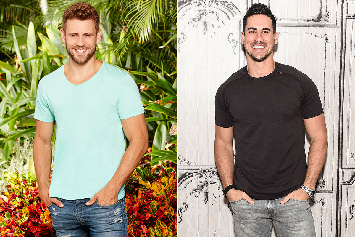 Who did nick viall hook up with on bachelor in paradise