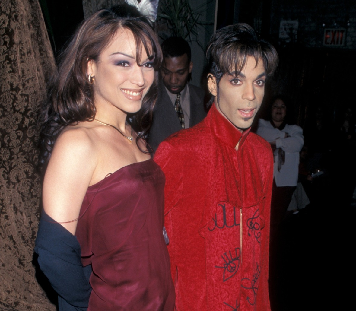 prince mayte garcia getty images