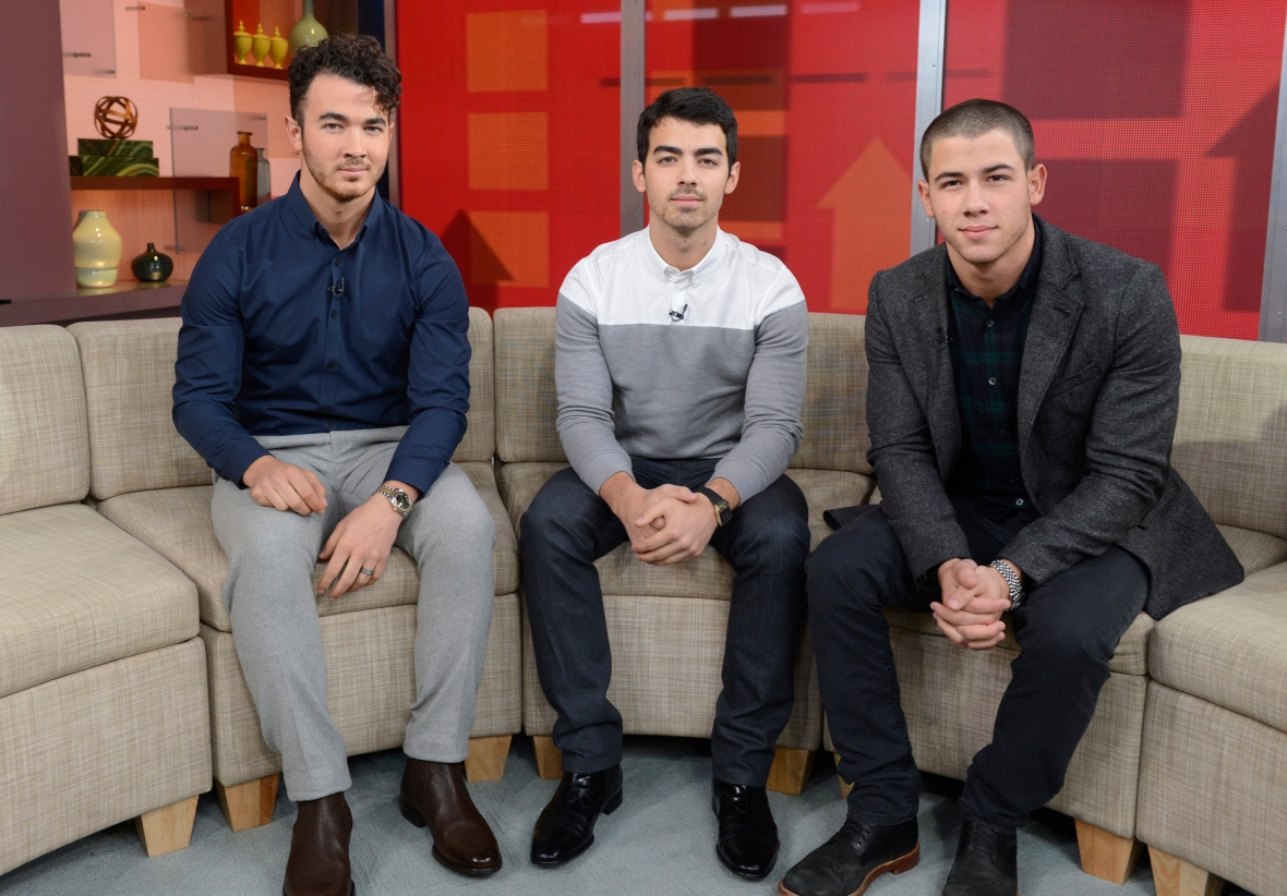 jonas brothers getty images