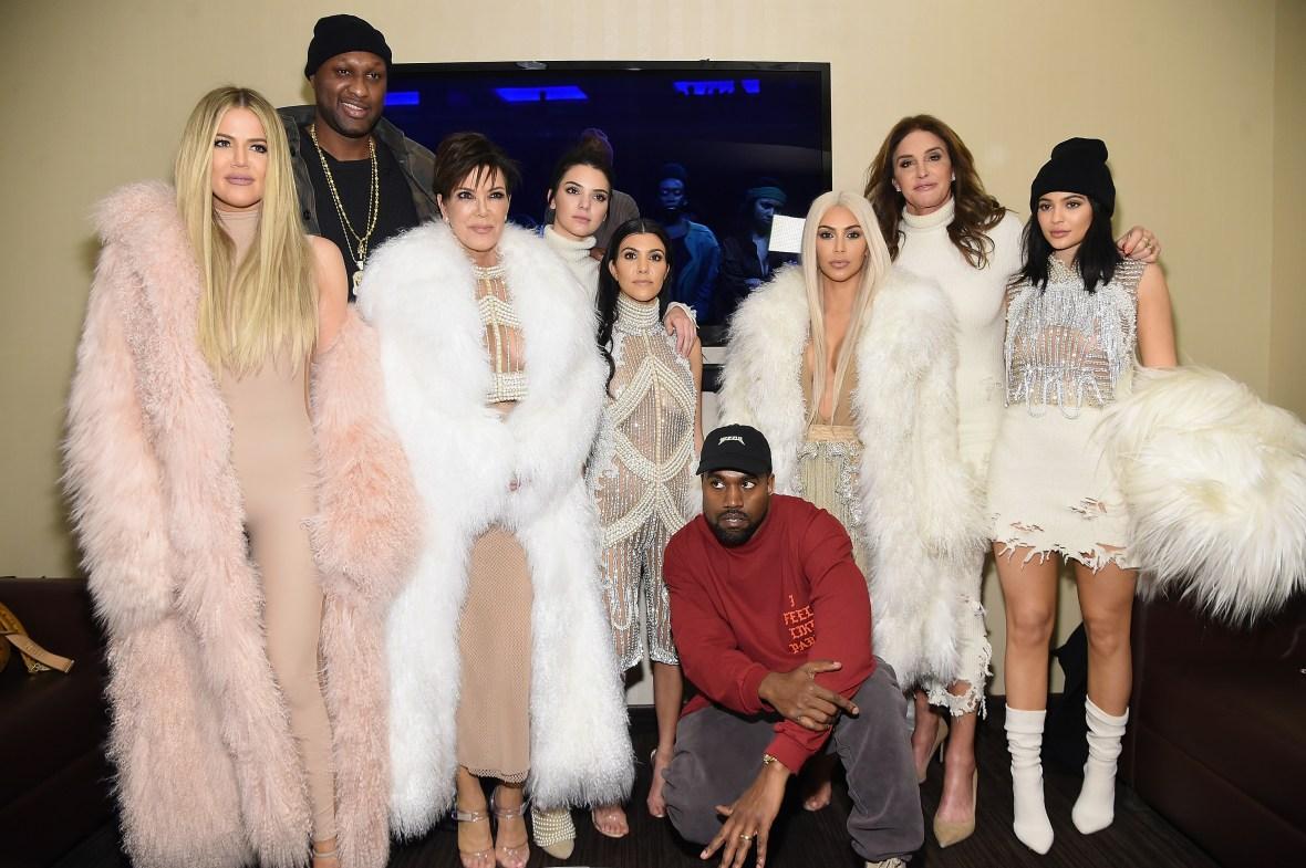 kanye west and the kardashians