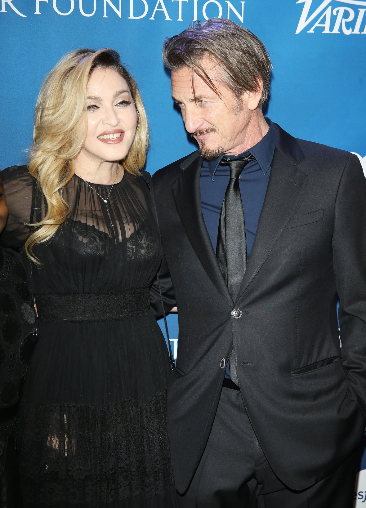 maddona sean penn — getty