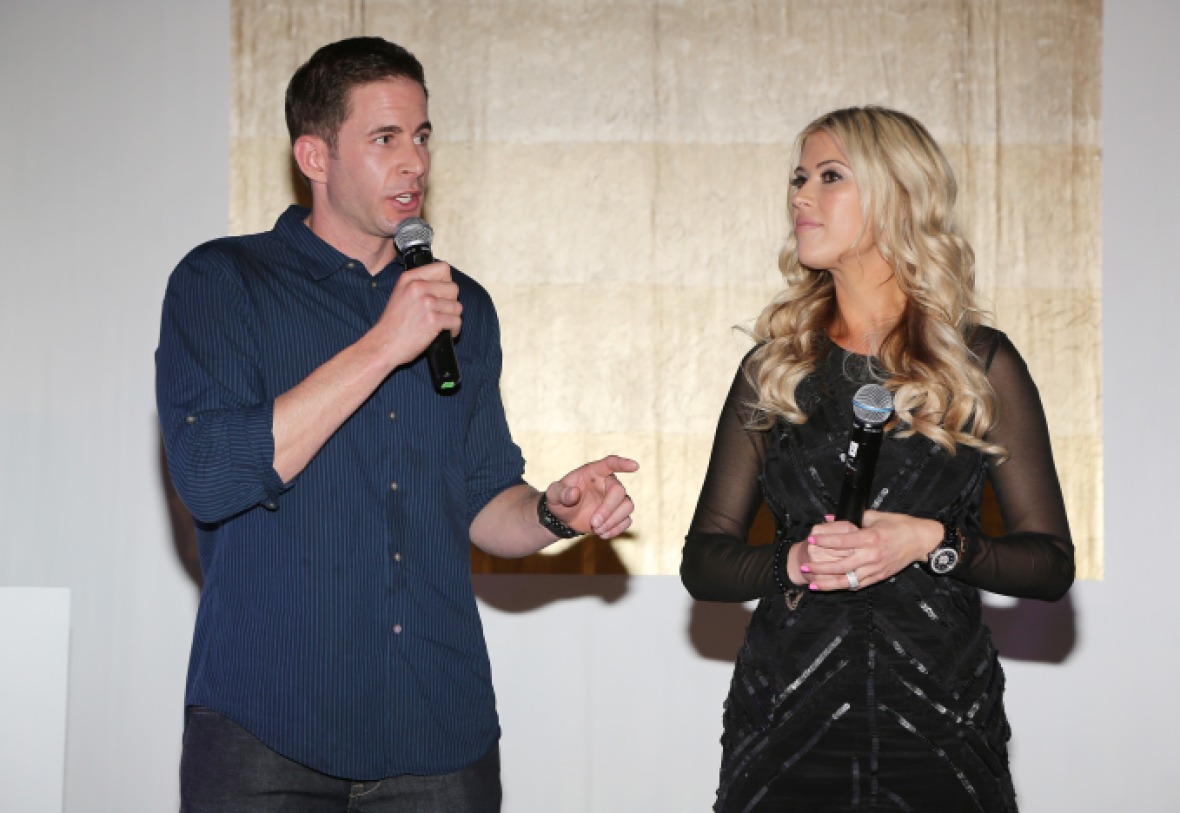tarek el moussa christina el moussa getty images