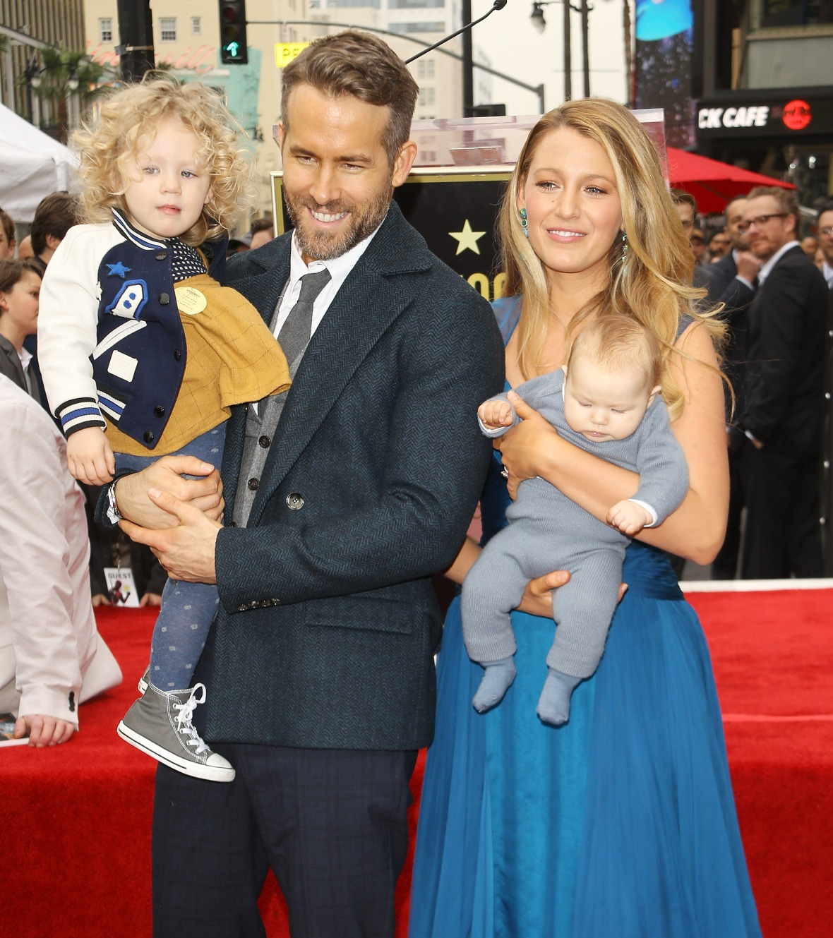 blake lively kids getty