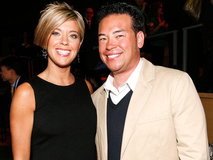 jon and kate gosselin getty images