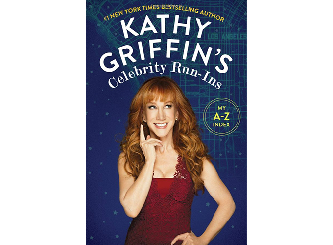 kathy griffin book