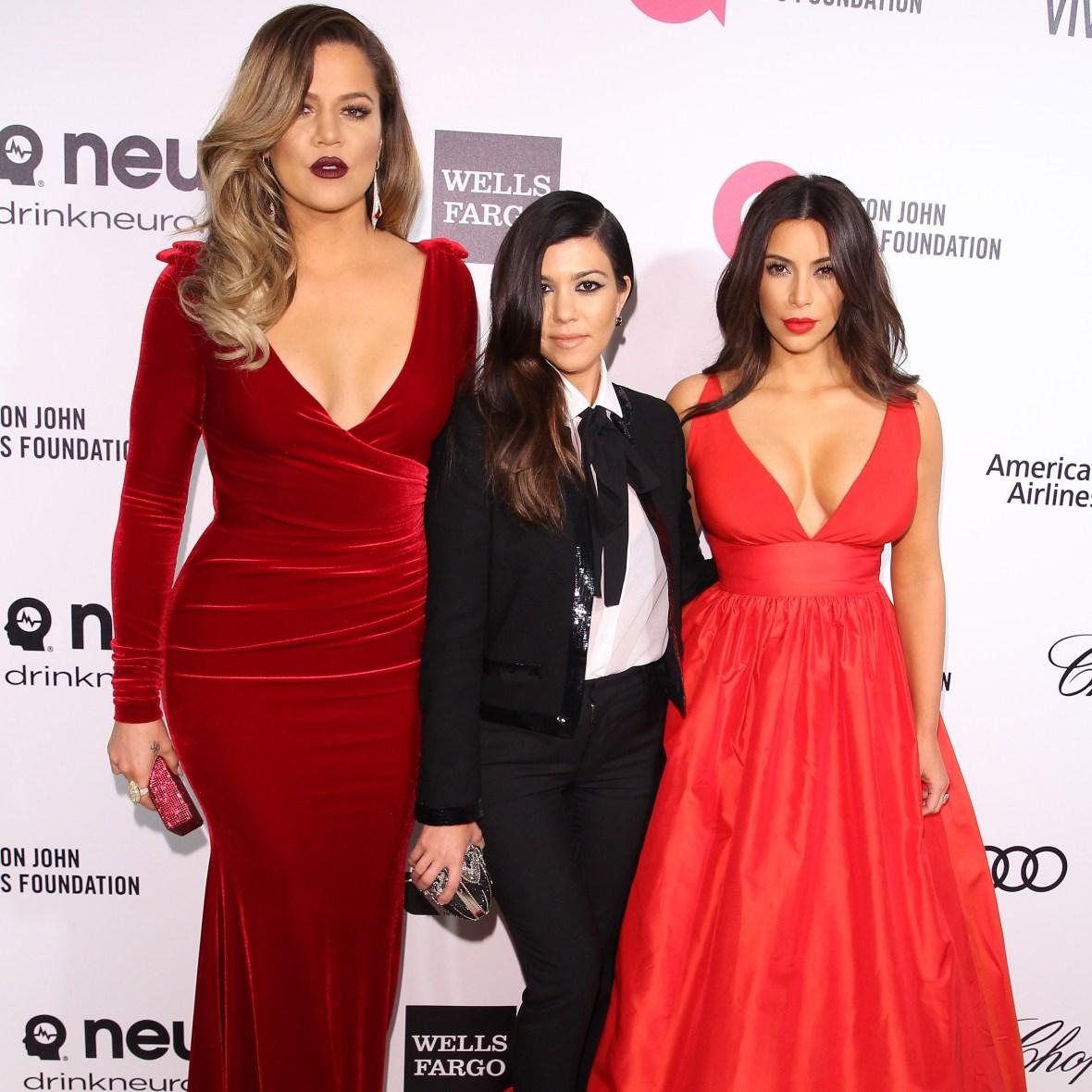 kardashians getty images
