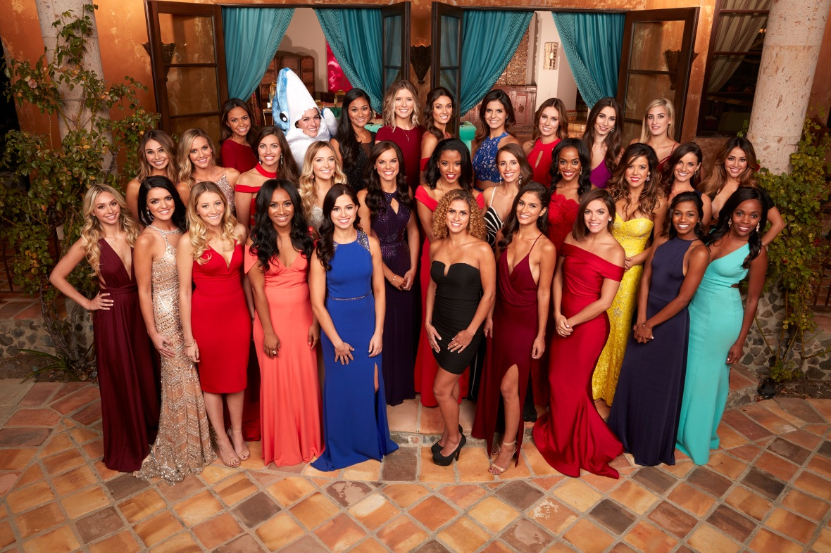 the bachelor getty images