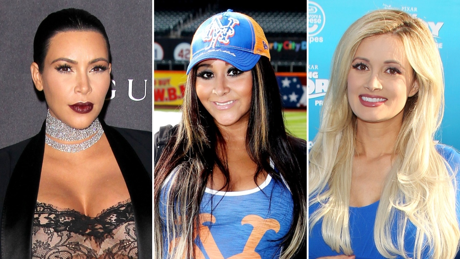 Celebrities Wearing Makeup During Labor Kim, Snooki and More