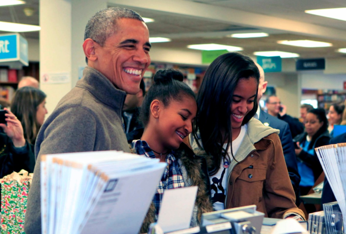 barack obama daughters getty images
