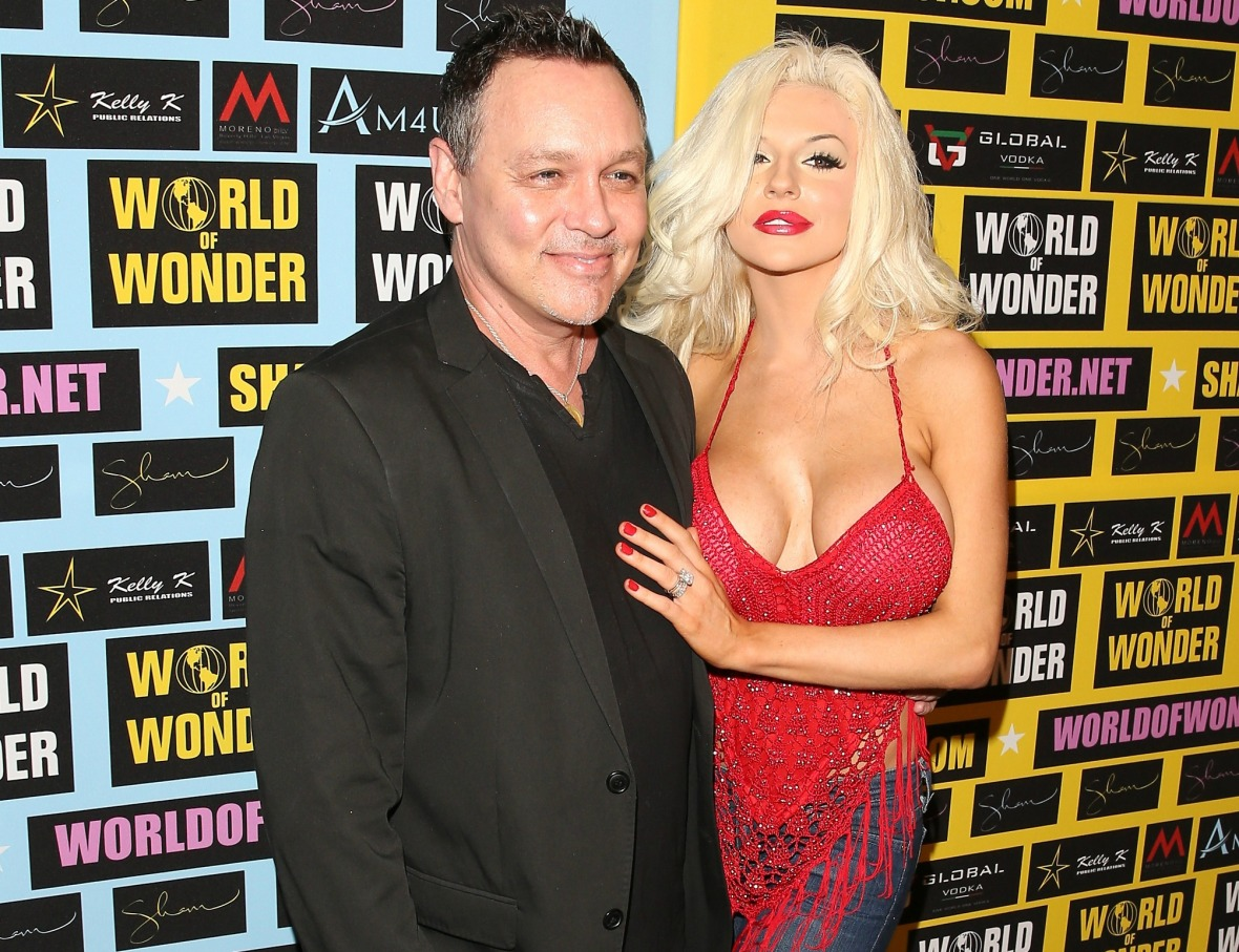 courtney stodden doug hutchison getty images