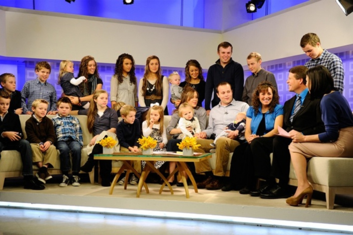 duggars getty images