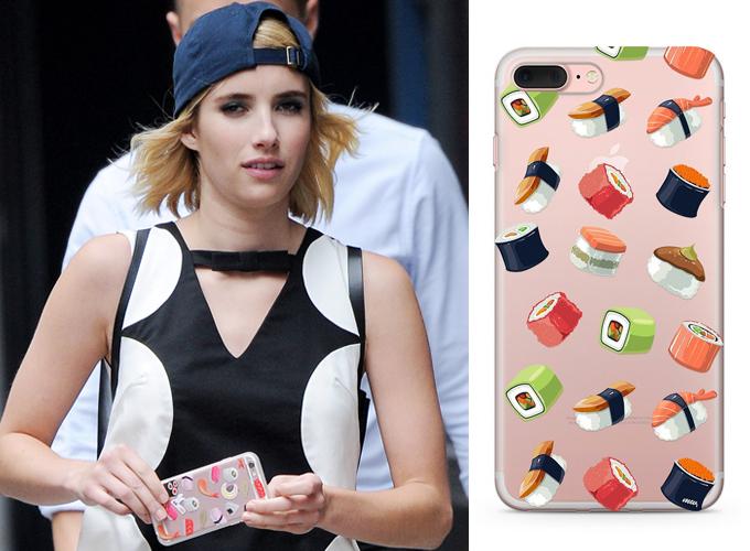 emma roberts phone