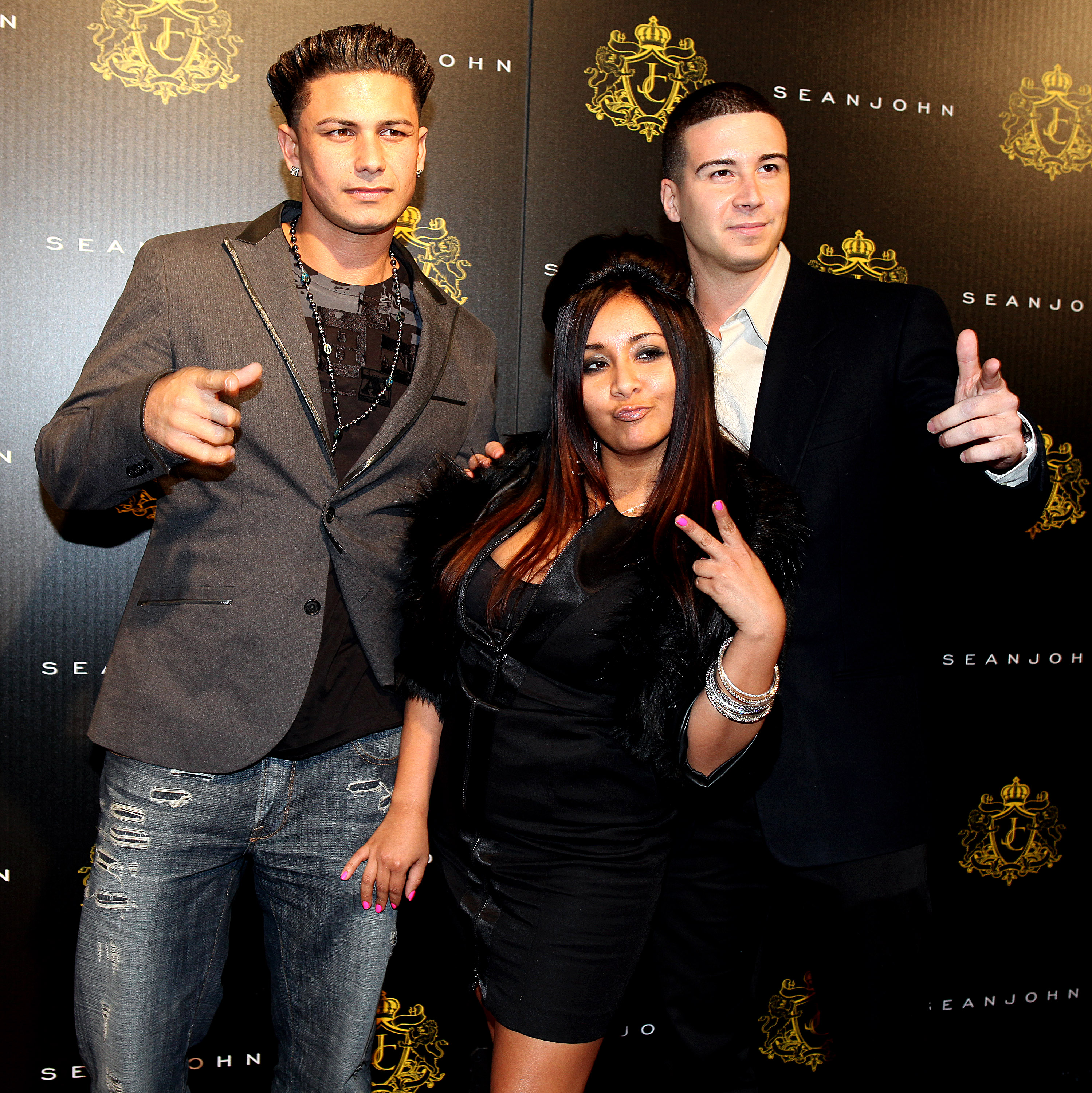 The Cast Of MTV's 'Jersey Shore' Looks Completely Different Now